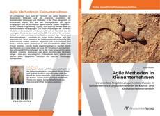Buchcover von Agile Methoden in Kleinunternehmen