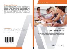 Buchcover von Frauen und Karriere