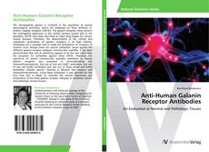 Capa do livro de Anti-Human Galanin Receptor Antibodies