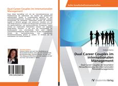 Copertina di Dual Career Couples im internationalen Management