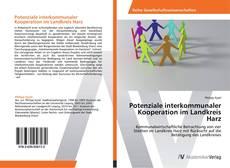 Portada del libro de Potenziale interkommunaler Kooperation im Landkreis Harz