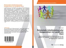 Bookcover of Potenziale interkommunaler Kooperation im Landkreis Harz