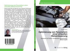 Copertina di Optimierung von Parametern einer virtuellen Motorsteuerung