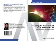 Borítókép a  Evaluating the Robustness of Local Image Features - hoz