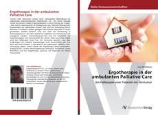 Buchcover von Ergotherapie in der ambulanten Palliative Care