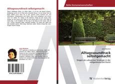 Bookcover of Alltagssoundtrack selbstgemacht