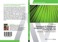 Buchcover von Taxonomie & Phylogenie ausgewählter Vertreter der Gattung Dipcadi