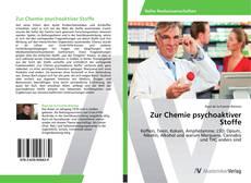 Buchcover von Zur Chemie psychoaktiver Stoffe