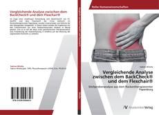 Portada del libro de Vergleichende Analyse zwischen dem BackCheck® und dem Flexchair®