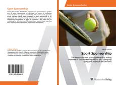Bookcover of Sport Sponsorship