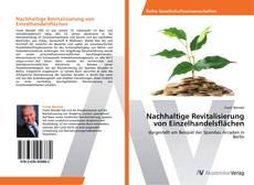 Buchcover von Nachhaltige Revitalisierung von Einzelhandelsflächen
