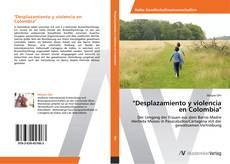 """Обложка """"Desplazamiento y violencia en Colombia"""""""