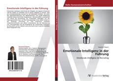 Buchcover von Emotionale Intelligenz in der Führung