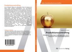 Buchcover von Produktionscontrolling