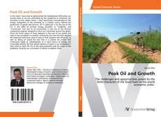 Borítókép a  Peak Oil and Growth - hoz