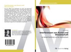 Buchcover von Interferenzen von Kunst und Wissenschaft