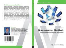 Capa do livro de Strahlungsarmer Mobilfunk