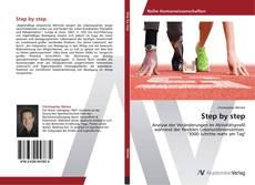 Step by step kitap kapağı
