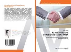 Capa do livro de Kartellrechtliche Compliance-Maßnahmen