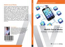 Buchcover von Mobile Social Media