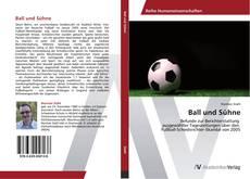 Couverture de Ball und Sühne