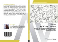 Musik und Literatur kitap kapağı