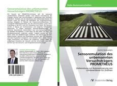 Buchcover von Sensoremulation des unbemannten Versuchsträgers PROMETHEUS