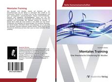 Bookcover of Mentales Training