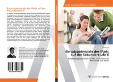 Bookcover of Einsatzpotenziale des iPads auf der Sekundarstufe II