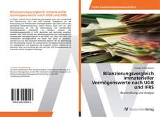 Borítókép a  Bilanzierungsvergleich immaterieller Vermögenswerte nach UGB und IFRS - hoz