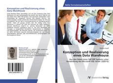 Capa do livro de Konzeption und Realisierung eines Data Warehouse