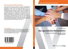 Bookcover of Der gesetzliche Mindestlohn
