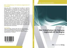 Bookcover of Der Vokalismus im italiano regionale di Sardegna