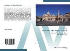 Bookcover of Worüber der Papst lacht II