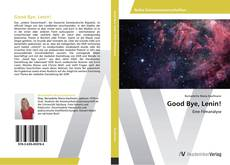Bookcover of Good Bye, Lenin!