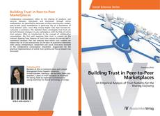 Copertina di Building Trust in Peer-to-Peer Marketplaces