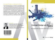 Buchcover von Concept Design am Beispiel erklärt