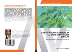 Bookcover of Soziale Netzwerkanalyse im EU-Exzellenznetzwerk STELLAR