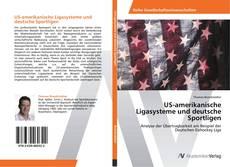 Bookcover of US-amerikanische Ligasysteme und deutsche Sportligen