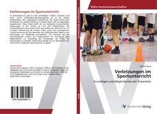 Borítókép a  Verletzungen im Sportunterricht - hoz