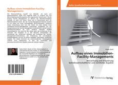 Aufbau eines Immobilien-Facility-Managements kitap kapağı
