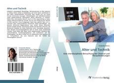Alter und Technik kitap kapağı