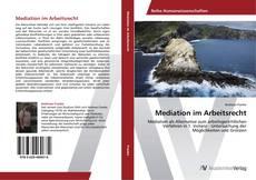 Buchcover von Mediation im Arbeitsrecht