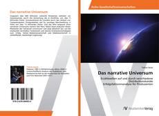 Bookcover of Das narrative Universum