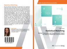 Statistical Matching的封面