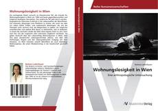 Wohnungslosigkeit in Wien kitap kapağı