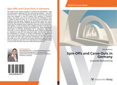 Bookcover of Spin-Offs and Carve-Outs in Germany
