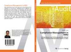 Buchcover von Compliance-Management in KMU