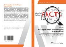 Capa do livro de Strategisches Controlling im Krankenhaus