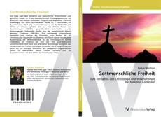 Bookcover of Gottmenschliche Freiheit